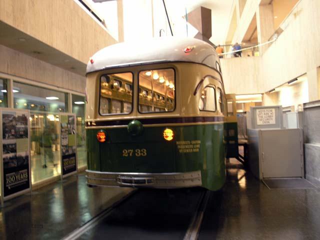 Pennsylvania Museums Septa Transit