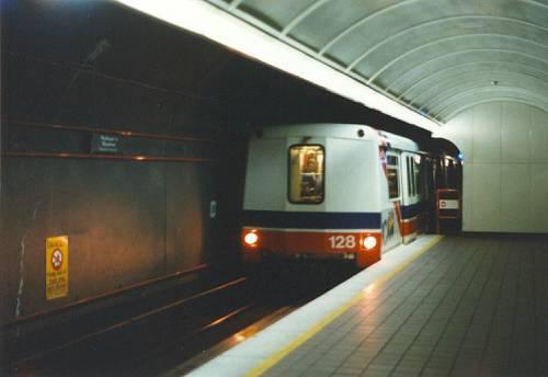 Vancouver Skytrain -> Expo Line
