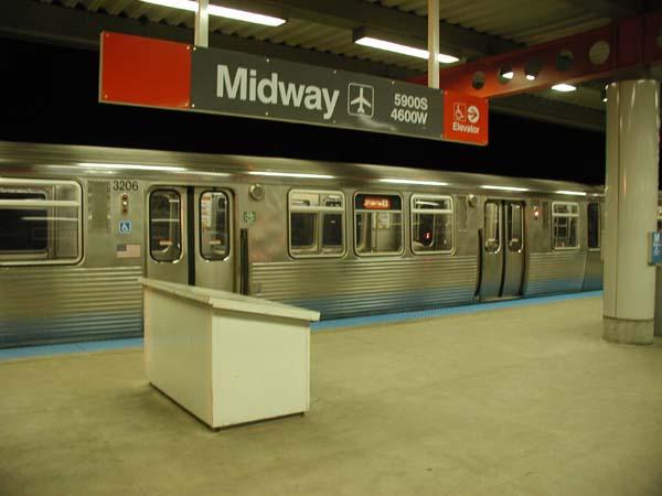 Chicago Cta Gt Orange Line