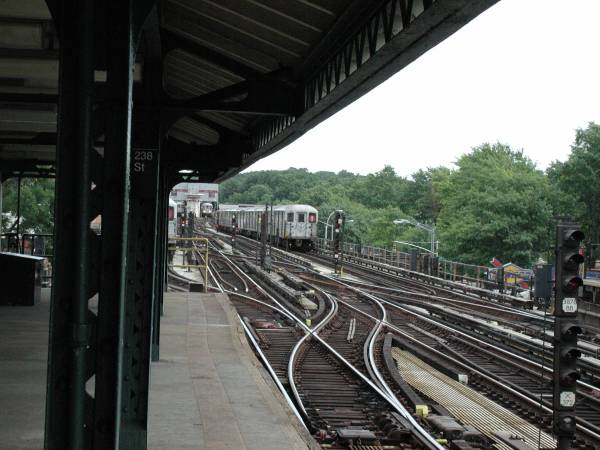 238th Street station