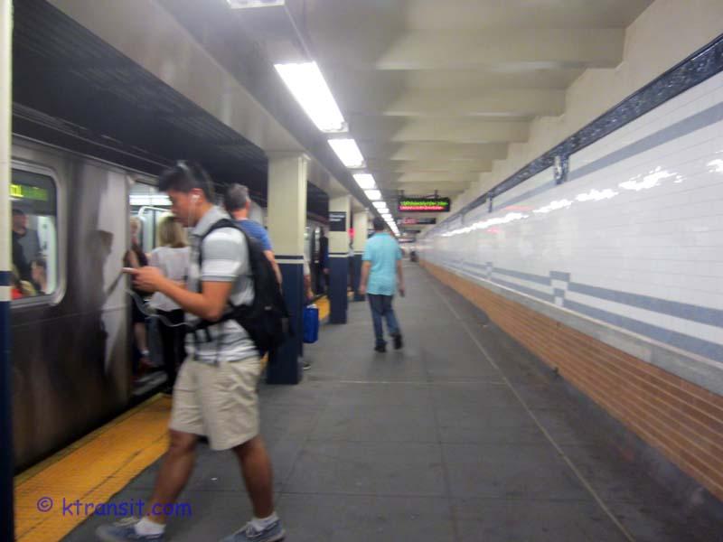 Subway Manhattan Beach Blvd