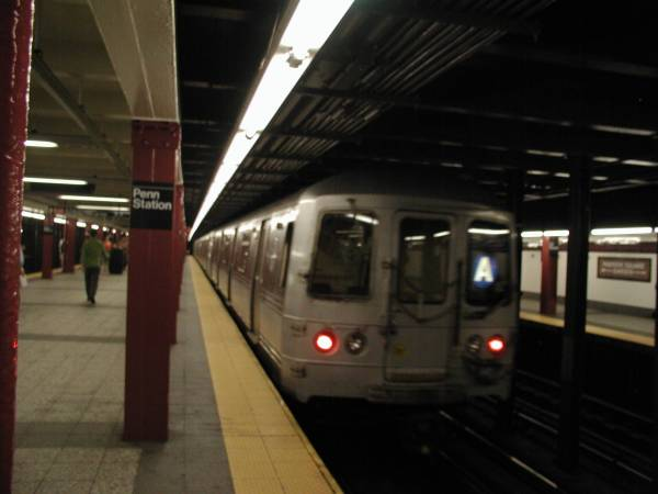Nyc Subway Lines From Penn Station