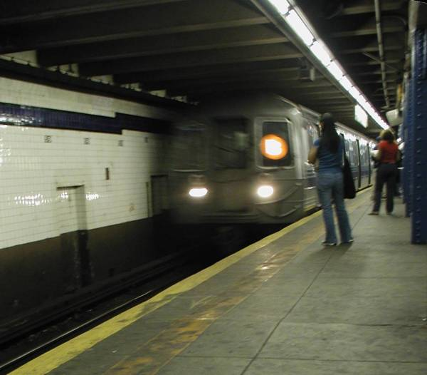 NYC Subway > Manhattan > 59th Street Columbus Circle