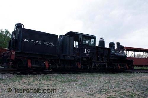 Locomotive # 14