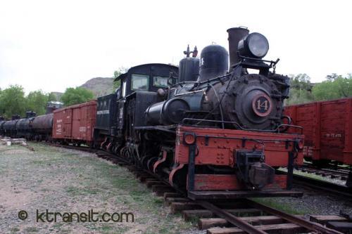 Locomotive # 14