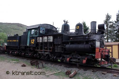 Locomotive # 12