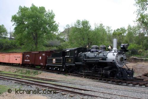 Locomotive # 30