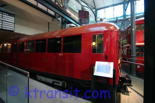 Tube Train