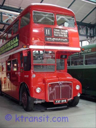 Bus - Double-Decker