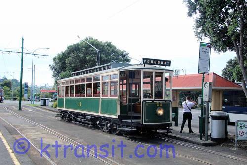 A: Tram 11