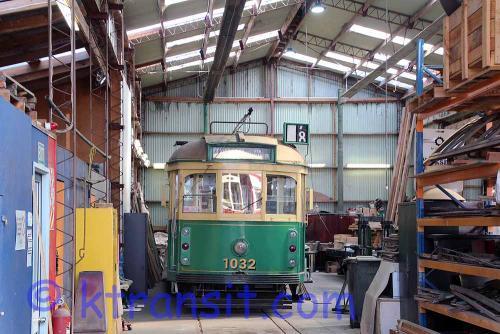 A: Tram 1032