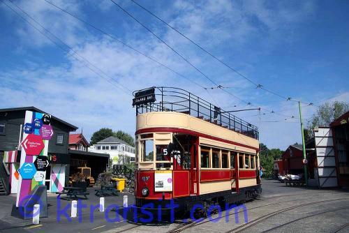 A: Tram 47