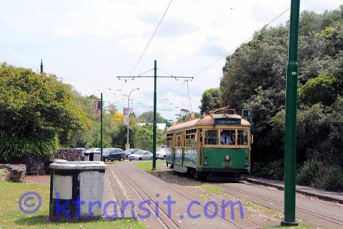 A: Tram 893