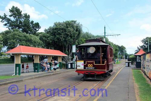 A: Tram 100 - Steam