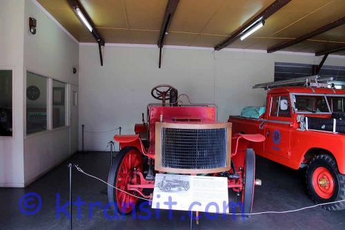 D: Fire Engine