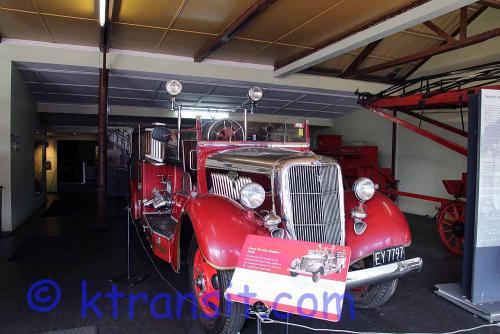 D: Fire Truck