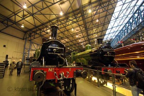 Great Northern Railwy No 1