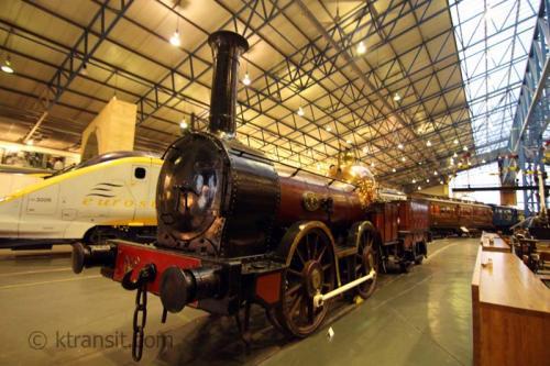 Furness Railway Steam Locomotive