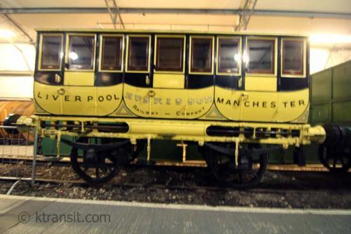 Liverpool & Manchester Railway Huskisson