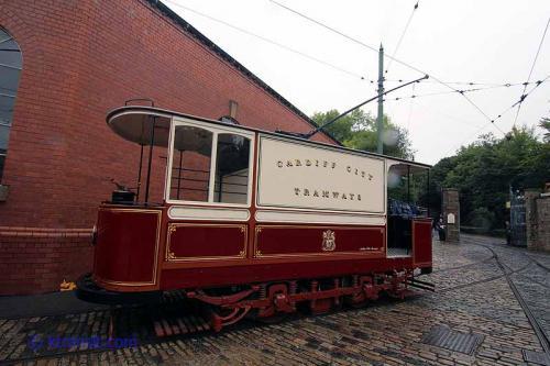 Cardiff Corporation # 131