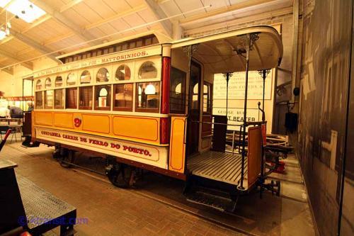 Oporto Tramways # 9