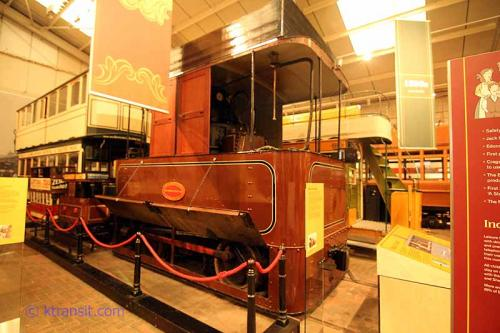 New South Wales Steam Tram # 47