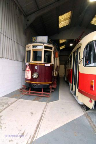 Gateshead & District Tramways # 5