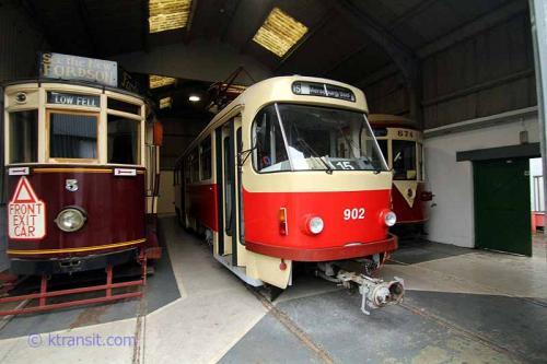 Halle an der Saale Tramways # 902