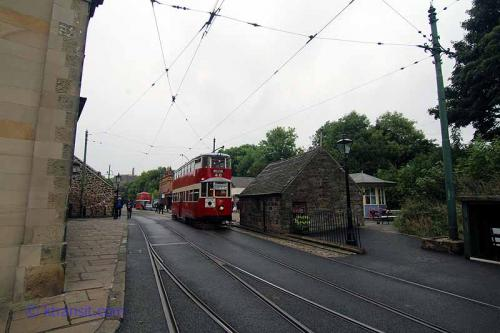 Metropolitan Electric Tramways (London) #331