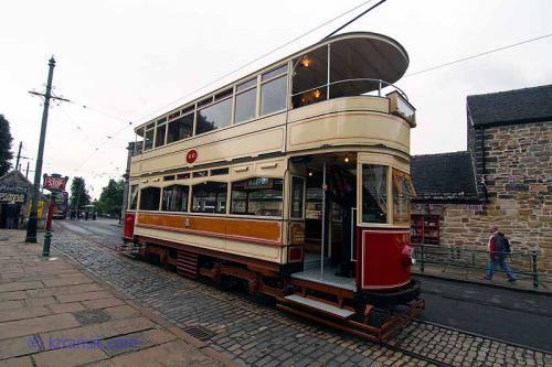 Blackpool Corporation # 40