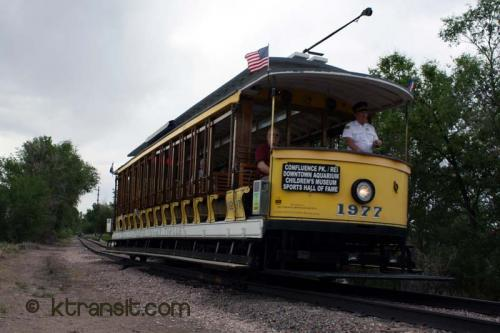 Platte Valley Trolley