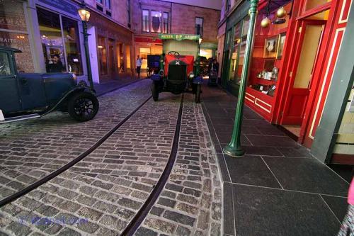 """A Glasgow """"Street"""""""