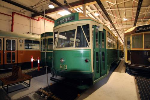 Tram 613