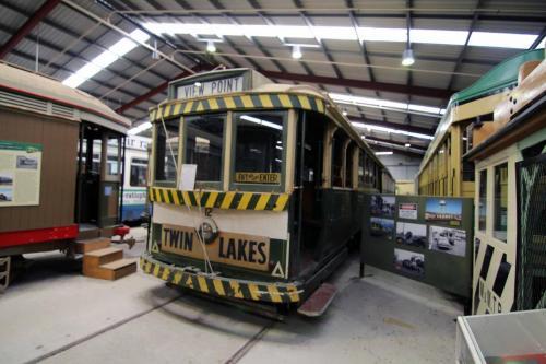Ballarat Tram 12