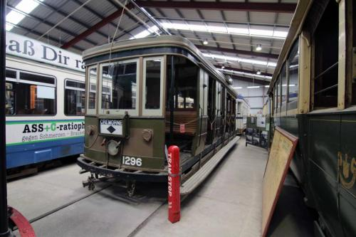 Sydney Tram 1296