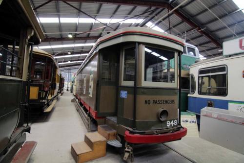 Sydney Tram 948
