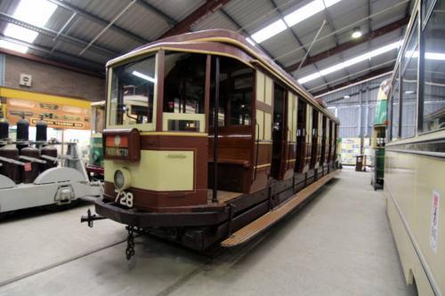 Sydney Tram 728