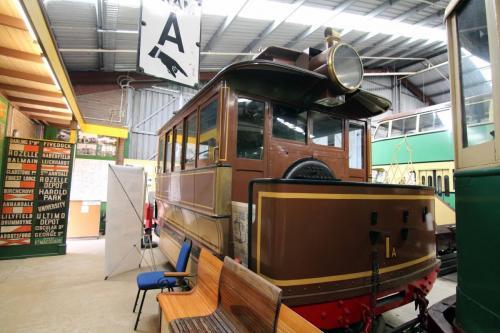 Steam Tram 1A