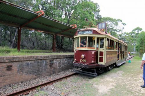 Melbourne Tram 249