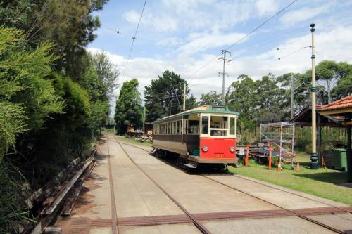 Brisbane Tram 180