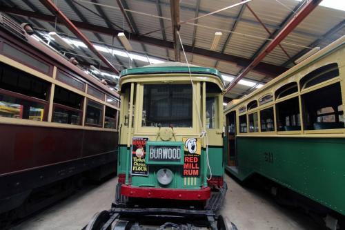Sydney Tram 1111