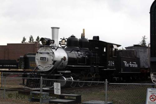 Locomotive # 318