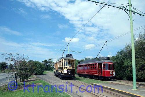 A: Tram 135 & 248