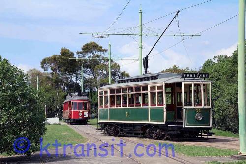 A: Tram 11 & 248