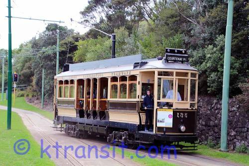 A: Tram 135