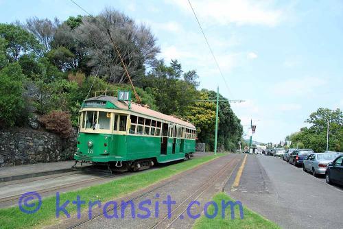A: Tram 321