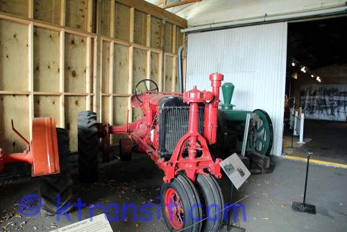 F: Fram Tractor