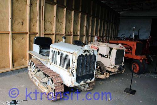F: Farm: Tractors
