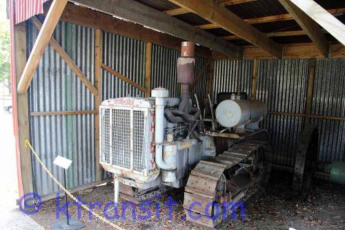 F: Farm Tractor