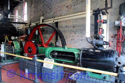 E: Power: Stationary Steam engine